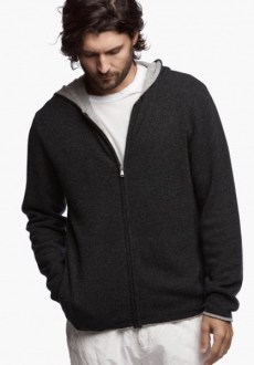 James Perse Cashmere Double Layer Sweater, $795