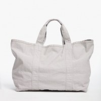 James Perse Large Canvas Tote Dapple $324
