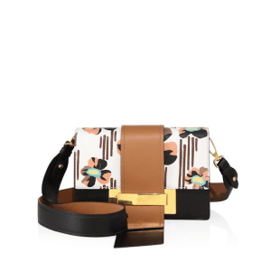 Prada Madras Primrose Shoulder Bag $2,280