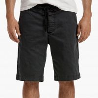 James Perse Compact Cotton Short Carbon Pigment $185