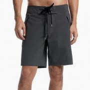 James Perse Scuba Zip Boardshort Slate $225