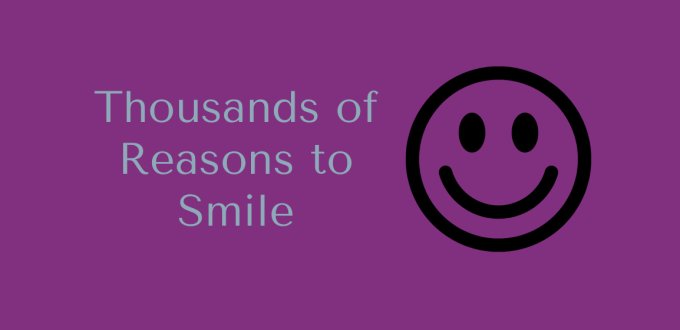 Bryce Thousands of Reasons to Smile