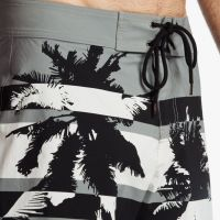 James Perse Y:Osemite Printed Palm Boardshort Side Iron, $345