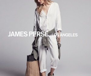 James Perse Women's New Arrivals