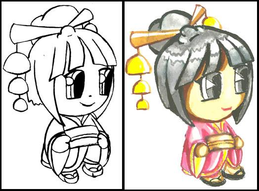 Diseño de personajes para videojuegos