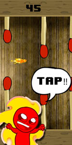no es el flappy bird