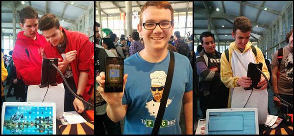 apps videojuegos granada