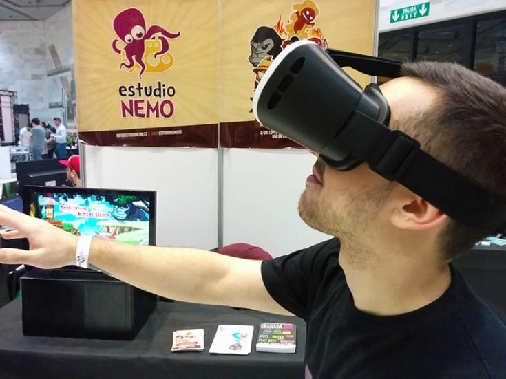 desarrollo realidad virtual granada