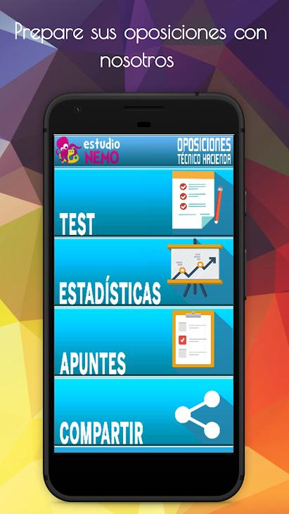 test oposiciones tecnico hacienda