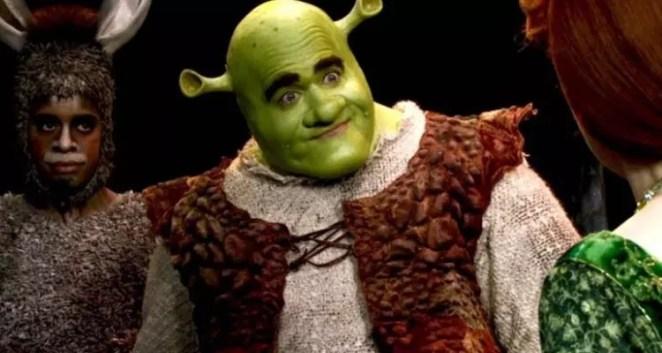 Shrek, o Musical Netflix
