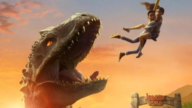 Jurassic World o Acampamento Jurássico