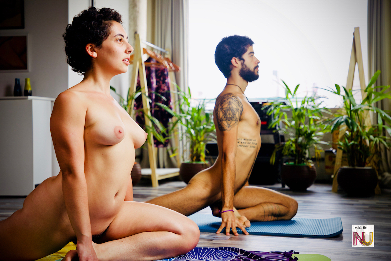 estúdio NU - Naked Yoga - 2