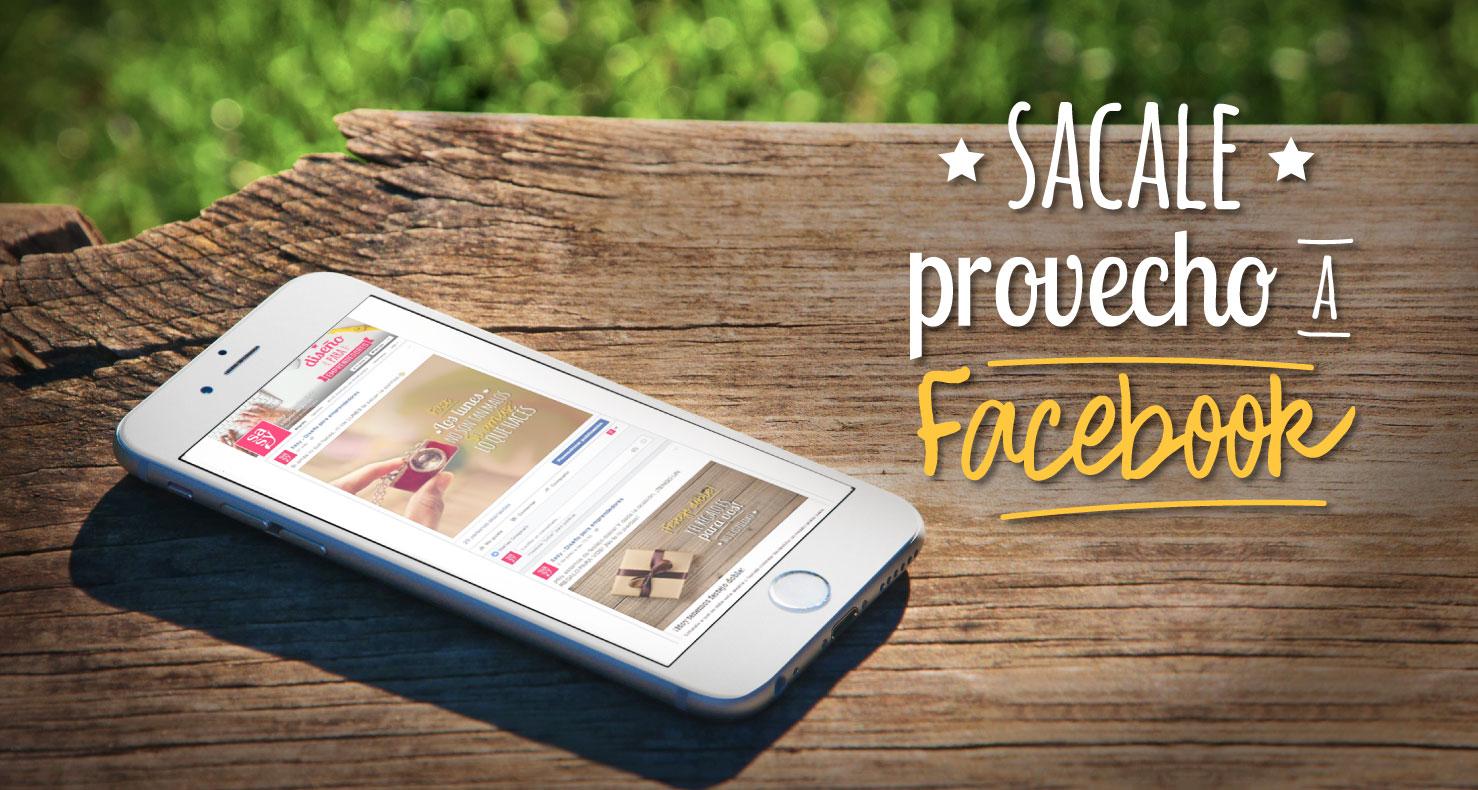 Aprovechá al máximo Facebook. Aprendé a fidelizar con tus clientes.