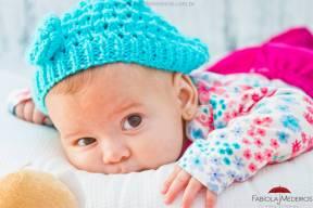 fotos de bebês no inverno touca acompanhamento baby