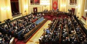 SESION CONSTITUTIVA DEL SENADO DE LA XI LEGISLATURA