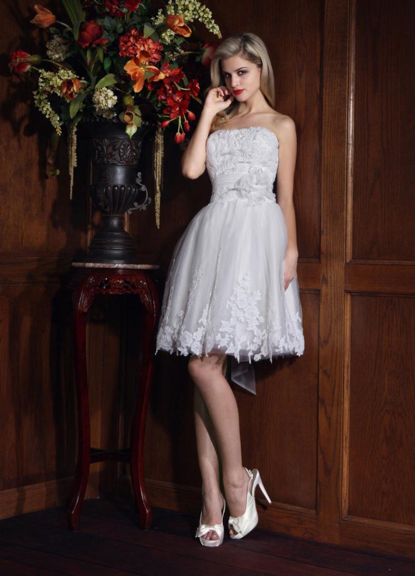 impression destiny wedding dresses | deweddingjpg.com