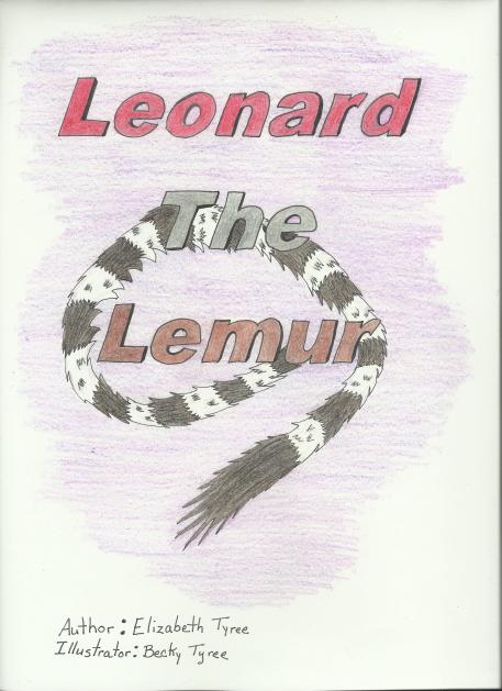 Leonard the Lemur 001