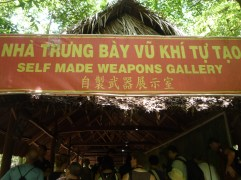 Self made weapons gallery