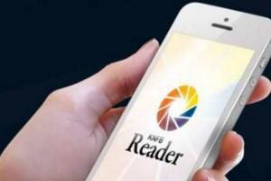 App Reader Smartphoñne