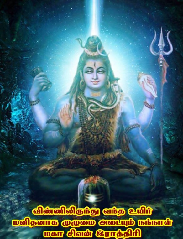 Maha siva rathri