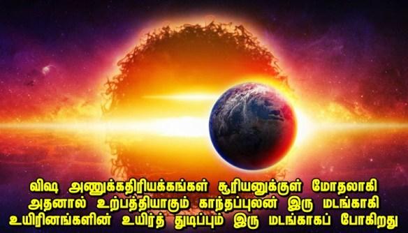 Sun mass ejection