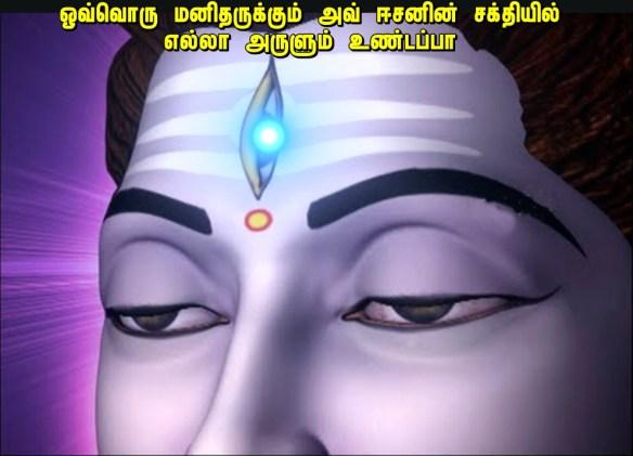 lord eswaran god