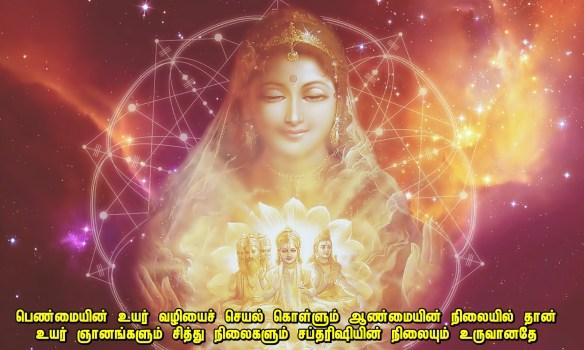 Adi Shakti devi goddess
