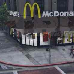 FiveM McDonalds Map