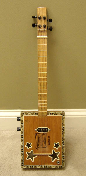 My Cigar Box Guitar
