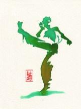 Encres : Capoeira – 358 [ #capoeira #watercolor #illustration]