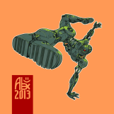 Capoeira Cyborg