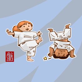 Illustration : Capoeira – 383 [ #capoeira #vectoriel #illustration]
