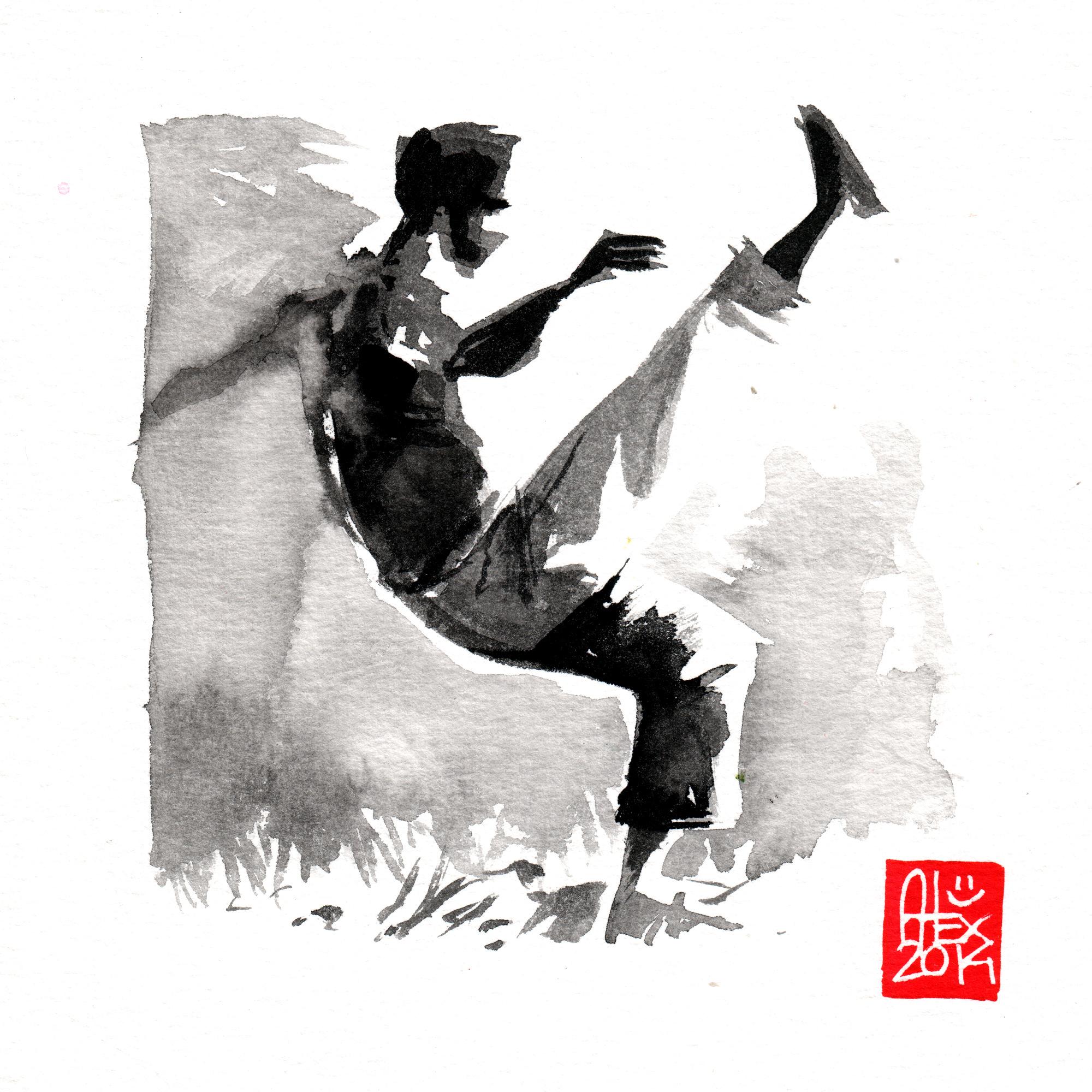 Capoeira 2014 / 2015