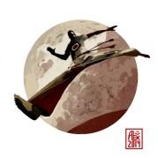 Encres : Capoeira – 767 [ #capoeira #CG #illustration] Illustration digitale réalisée avec Krita et the Gimp / Digital painting made with Krita and the Gimp