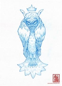 Illustration originale à vendre - libre et gratuite pour tatouage.