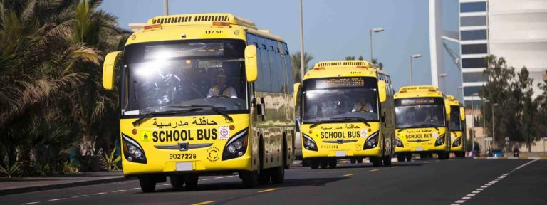 ET signs 12 school transport contracts in Dubai and Sharjah