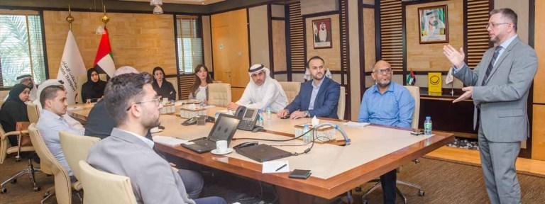 مواصلات الإمارات تناقش نظام الإدارة المتكامل