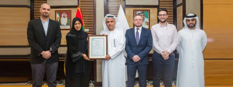 Emirates Transport updates its IMS certificates