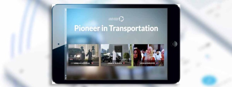 Emirates Transport develops technical and smart solutions to manage relations with customers