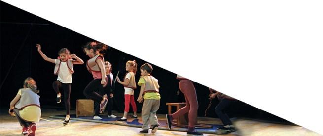 Atelier cirque Ain