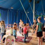 Stage enfant cirque