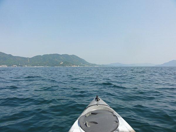 シーカヤック 広島・江田島