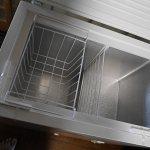 直冷式冷凍庫