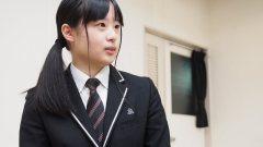 大柿高校BOOK 橋本唯菜さん