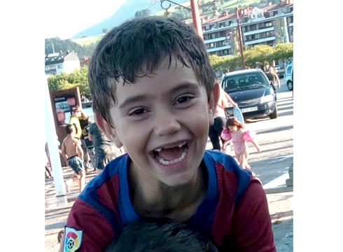 Haritz, 6 urte