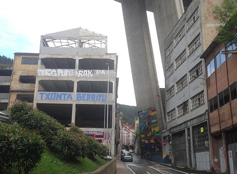 Udalak 400.000 euro eskainiko ditu Txonta auzoko eraikinak birgaitzeko