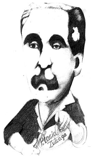 Plazido Zuloaga