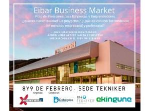 Eibar Business Market jardunaldiak egingo dira bihar eta etzi Teknikerren