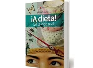 """Silvia Zuluagak  """"¡A dieta! En la vida real"""" liburua aurkeztuko du gaur Portalean"""