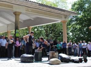 Bihar, asteartea, ospatuko dute San Isidro eguna Arraten
